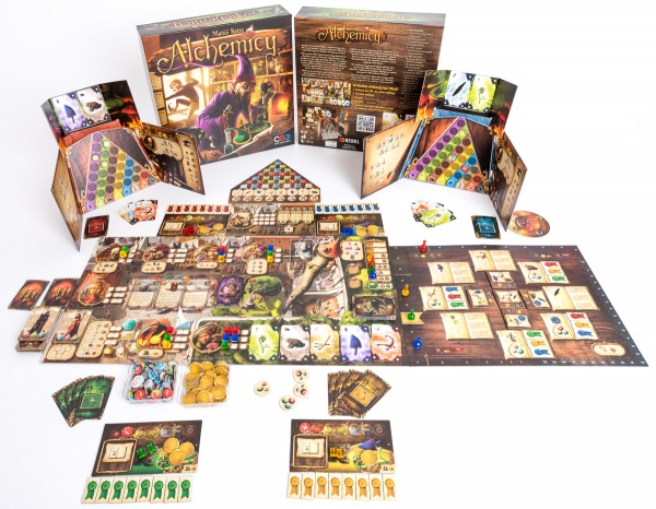 00 alchemicy 586458 600x0 Moje Top 10 gier planszowych – miejsca od 5 do 1