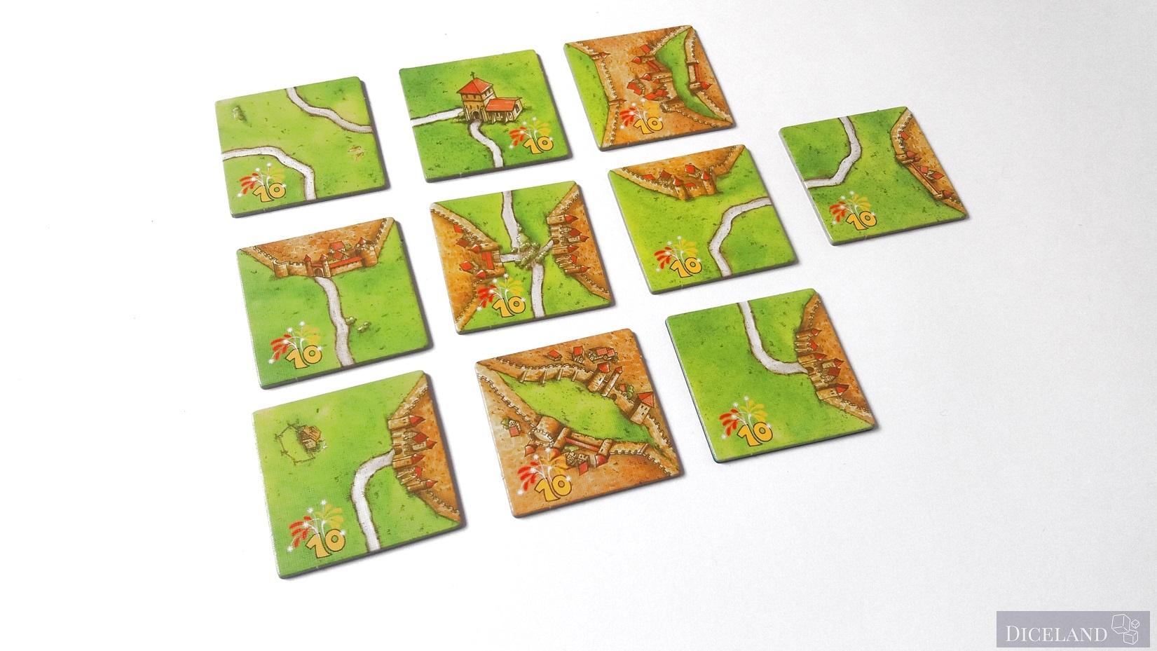 Carcassonne Edycja Jubileuszowa 15 Recenzja #1 Carcassonne   Edycja Jubileuszowa