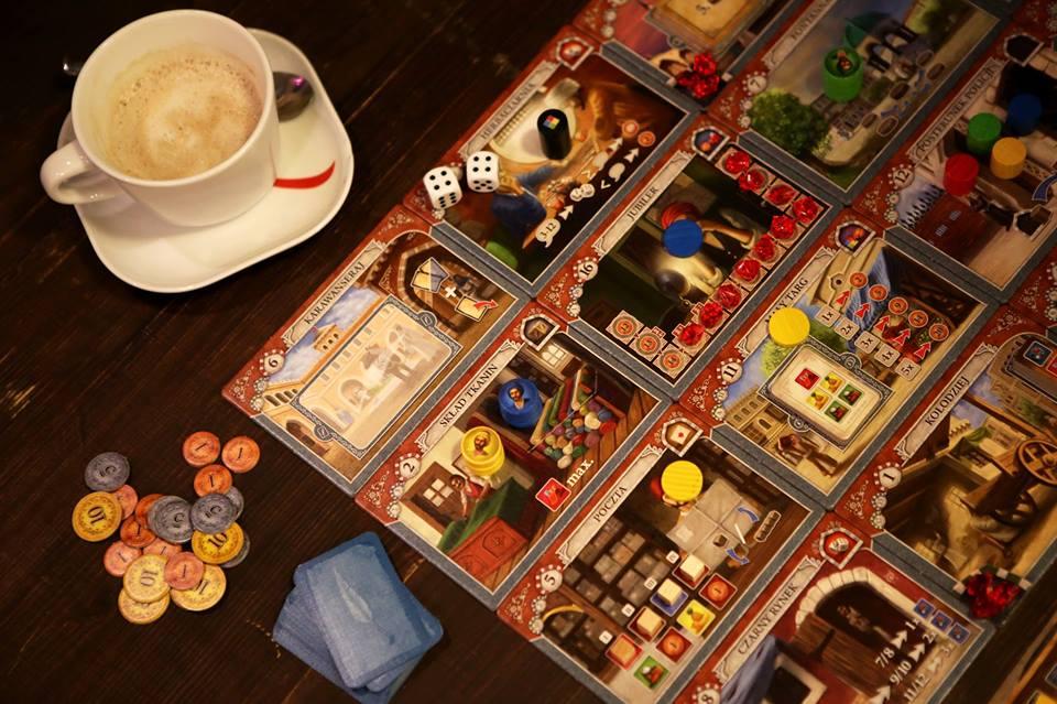 l5 Ludiversum   planszówkowa kawiarnia w Katowicach
