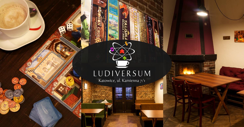 ludiversum l3 Ludiversum   planszówkowa kawiarnia w Katowicach