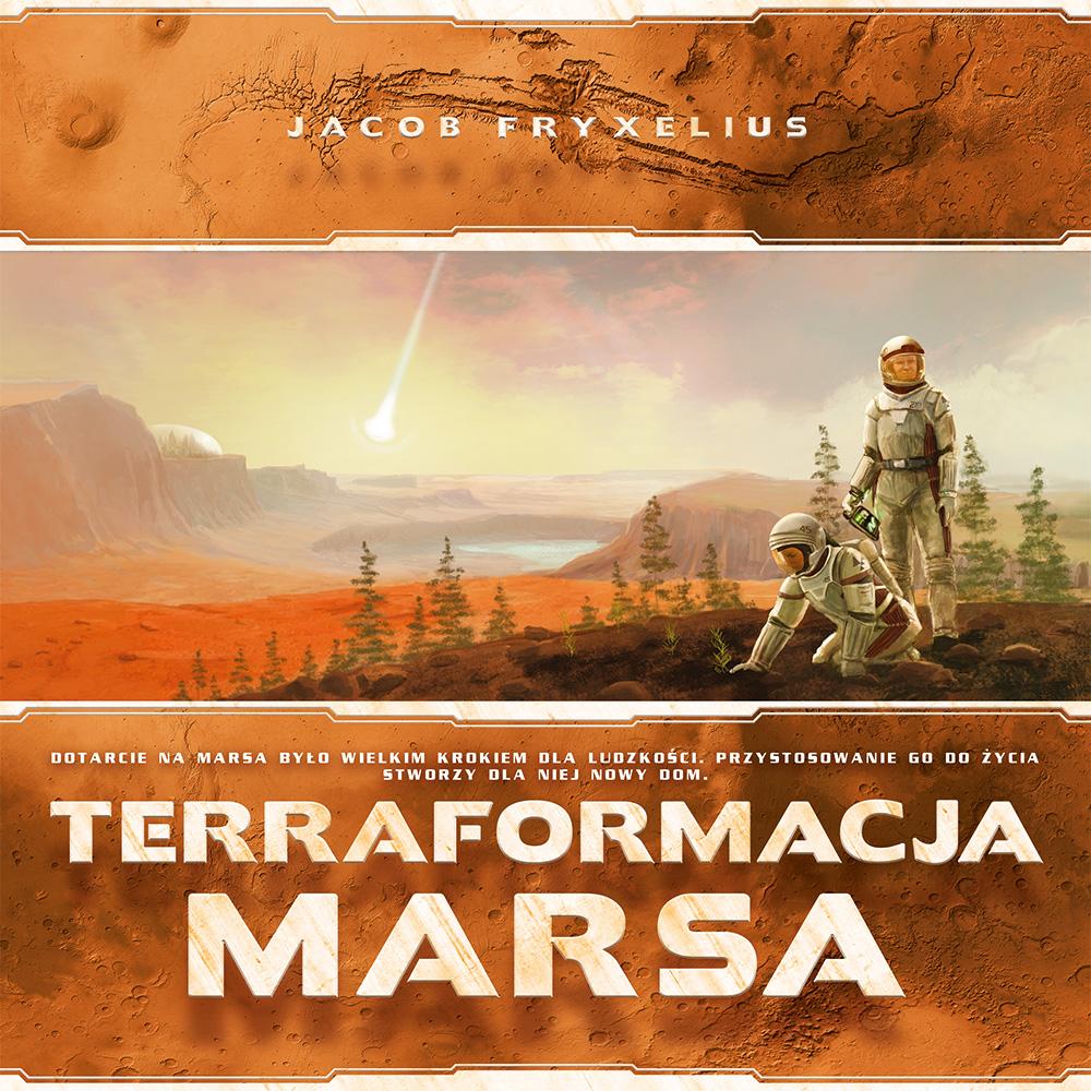 terraformacja o Gry planszowe jako prezent   gry dla zaawansowanych.