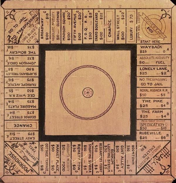 0 l39YDDNSkUUCaTo  Historia gier planszowych
