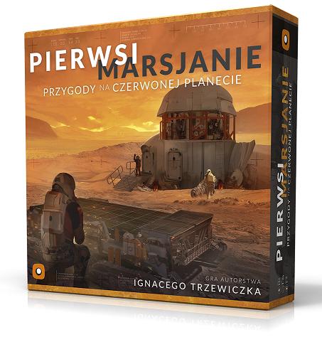 3d pierwsimarsjanie lores Najbardziej wyczekiwane gry planszowe   Edycja 2017