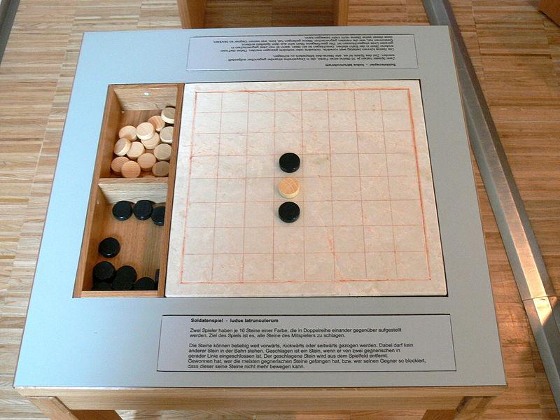 800px Museum Quintana   Räuberspiel Historia gier planszowych