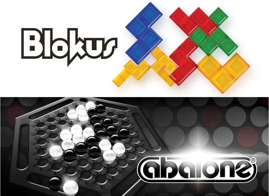 Blokus i abalone Blokus & Abalone   zmienne zasady startu gry.