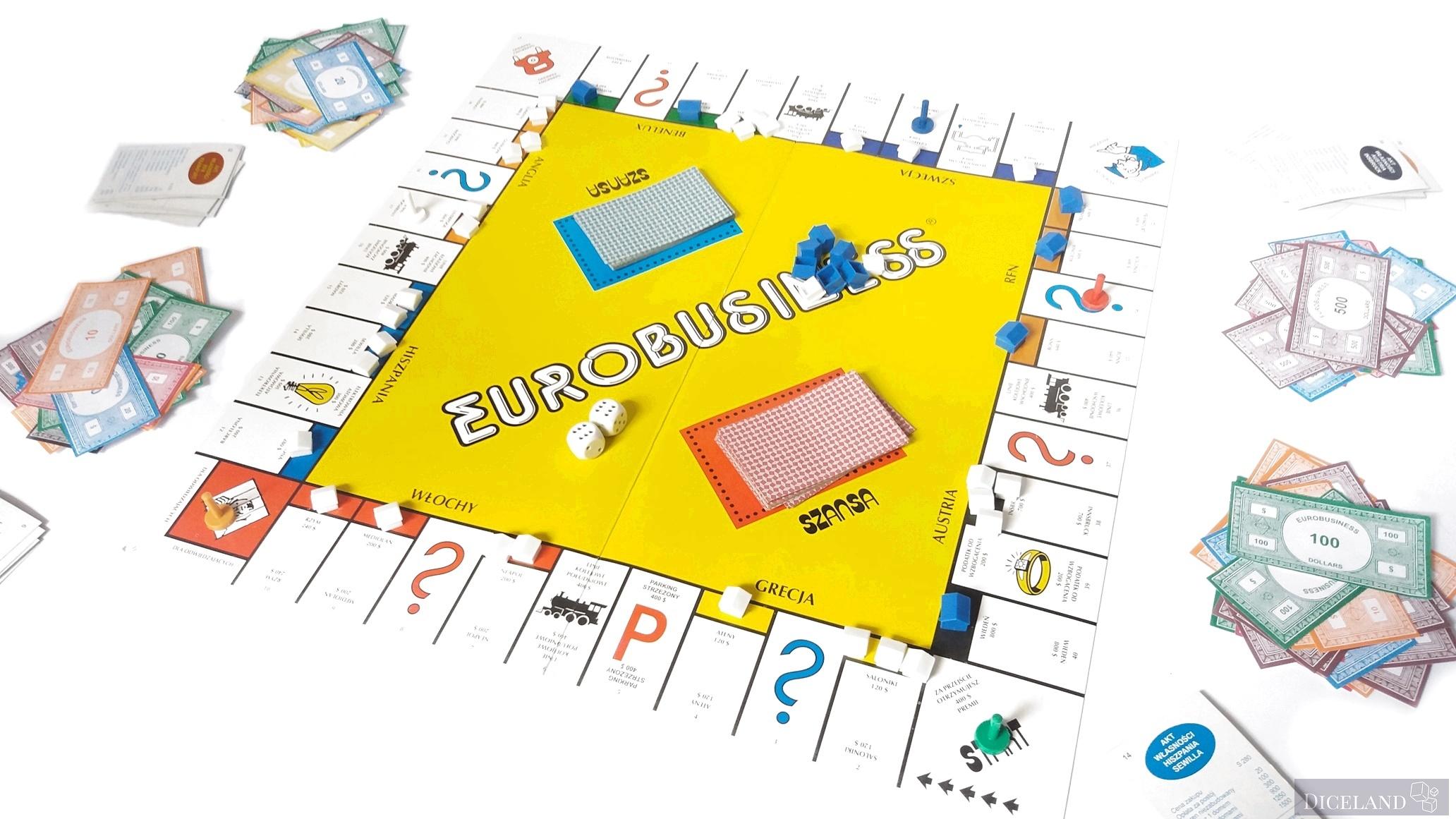 IS Eurobiznes 17 Recenzja #3   Eurobiznes, czyli nie całkiem poważna recenzja.