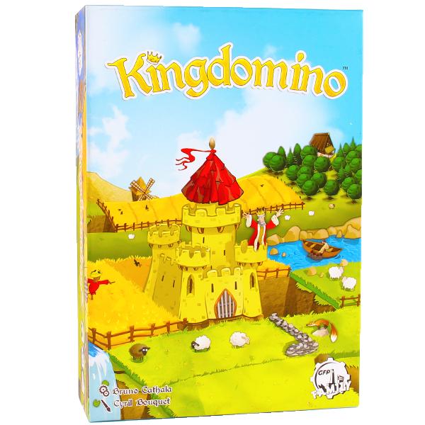Kingdomino Zapowiedź #2 druga seria recenzji już wkrótce na blogu Diceland