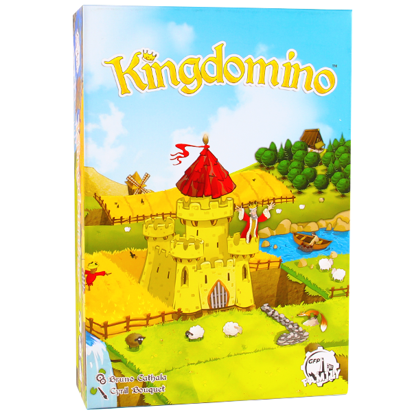 Kingdomino Recenzja #4 Kingdomino