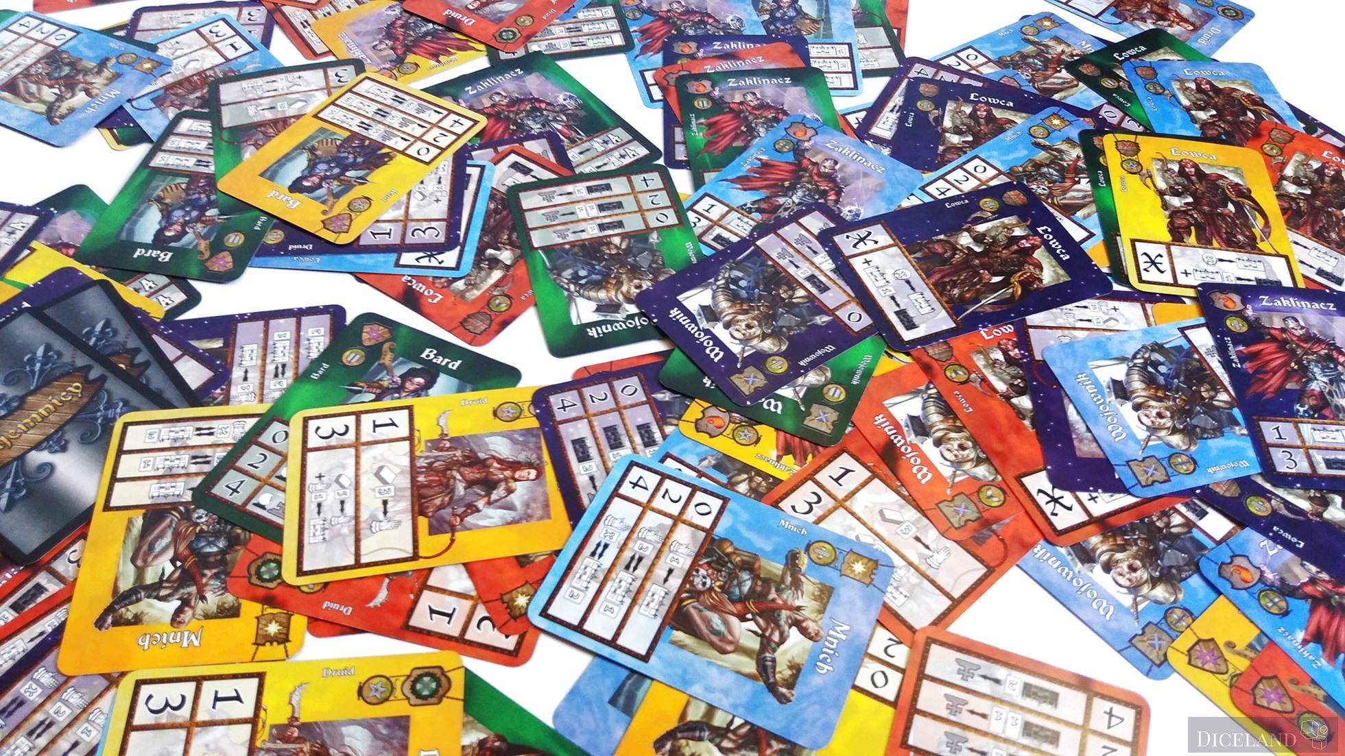 Najemnicy 25 Recenzja #8 Najemnicy   Trylogia od Lucrum Games