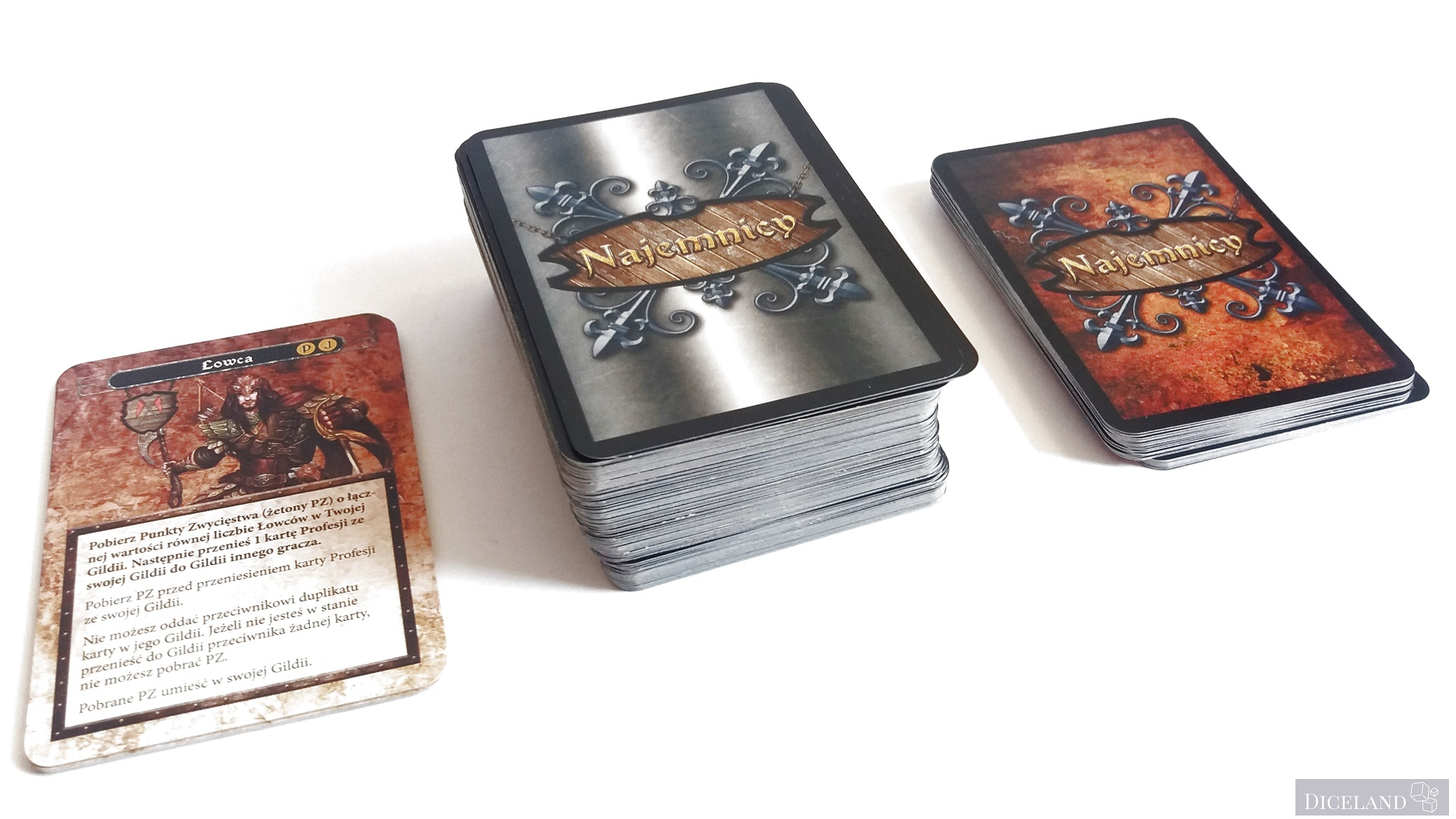 Najemnicy 7 Recenzja #8 Najemnicy   Trylogia od Lucrum Games