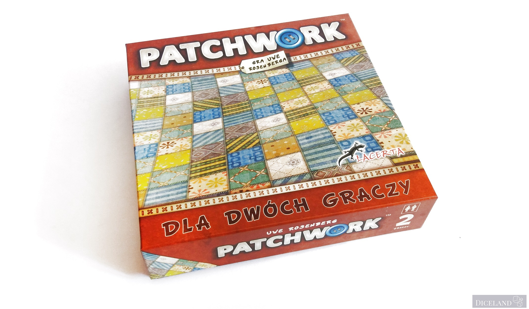 Patchwork 1 Recenzja #9 Patchwork