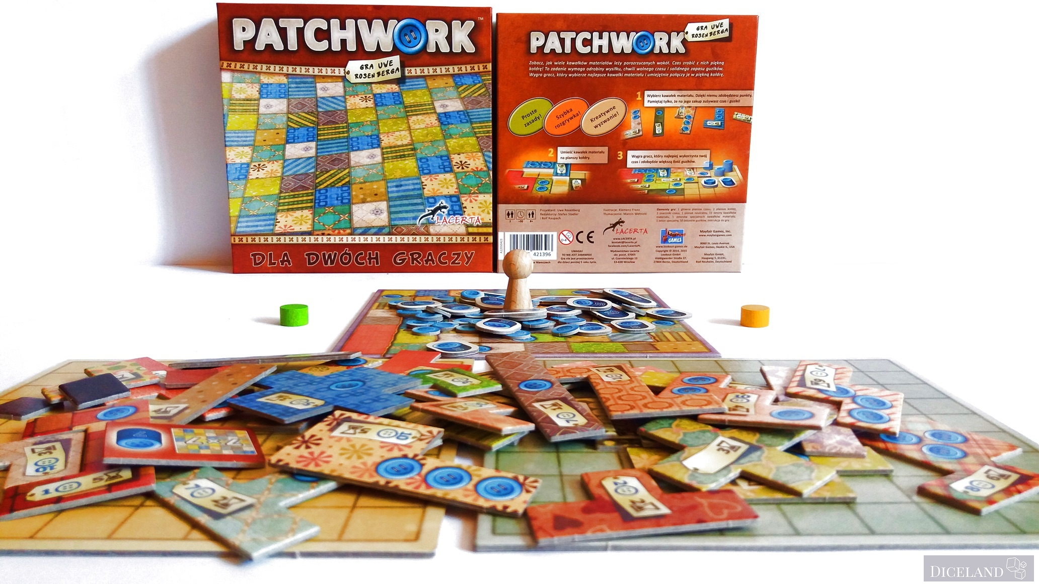 Patchwork 21 Recenzja #9 Patchwork