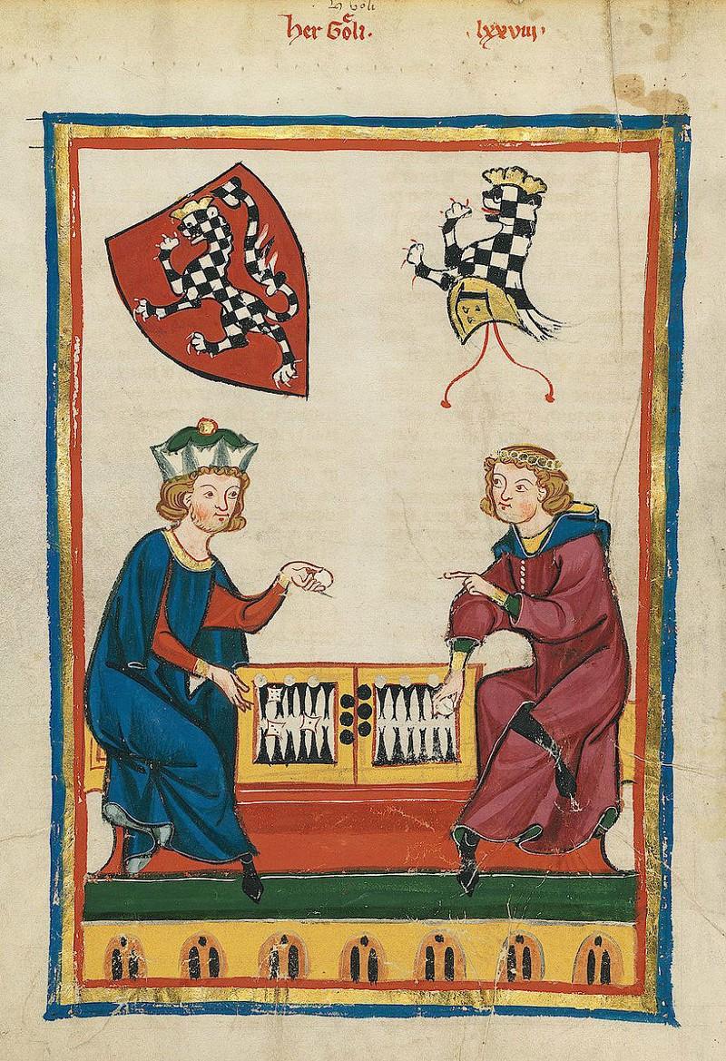 Tryktat Historia gier planszowych