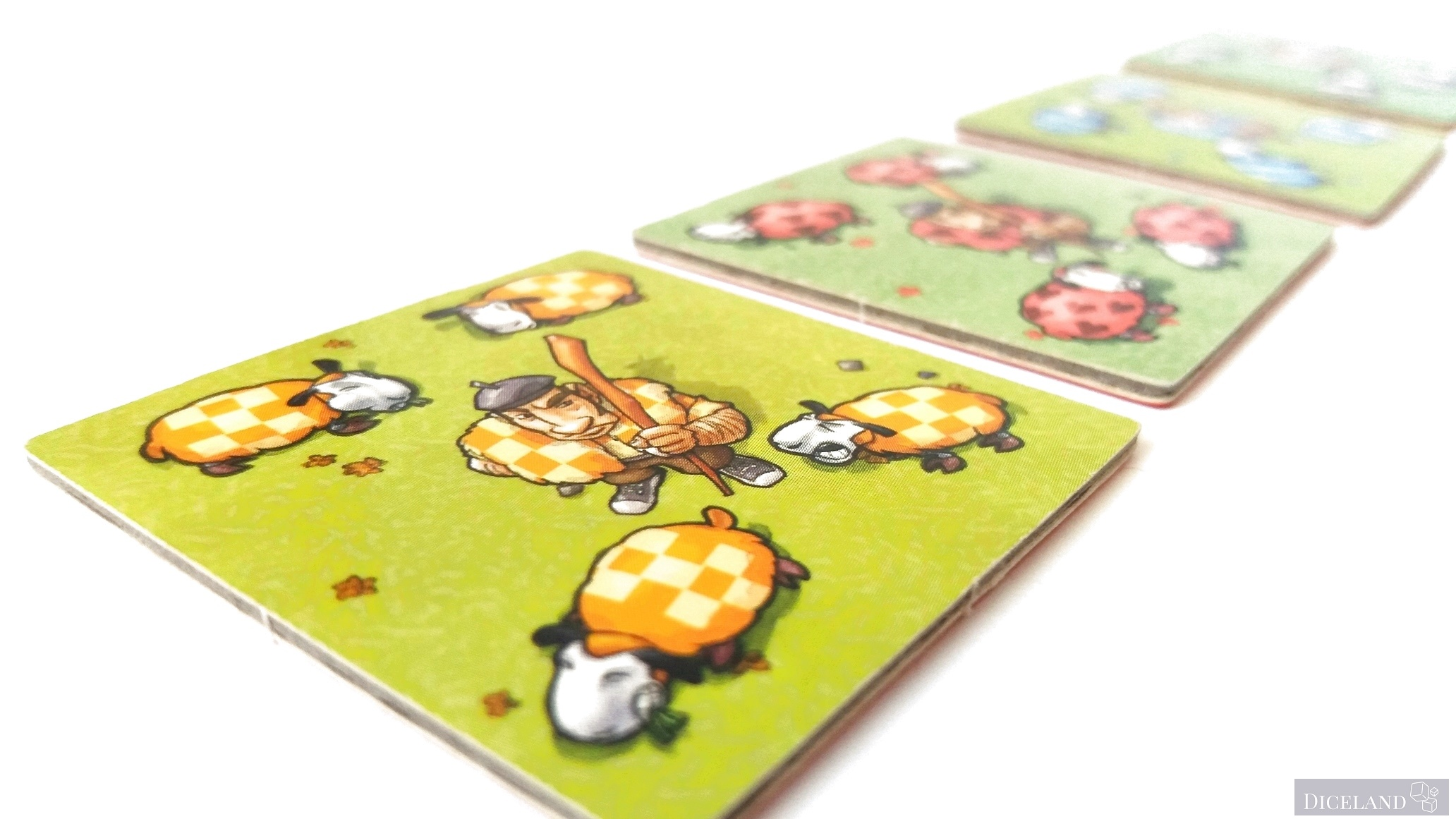 Wilki i Owce Diceland 3 Recenzja #2   Wilki i Owce
