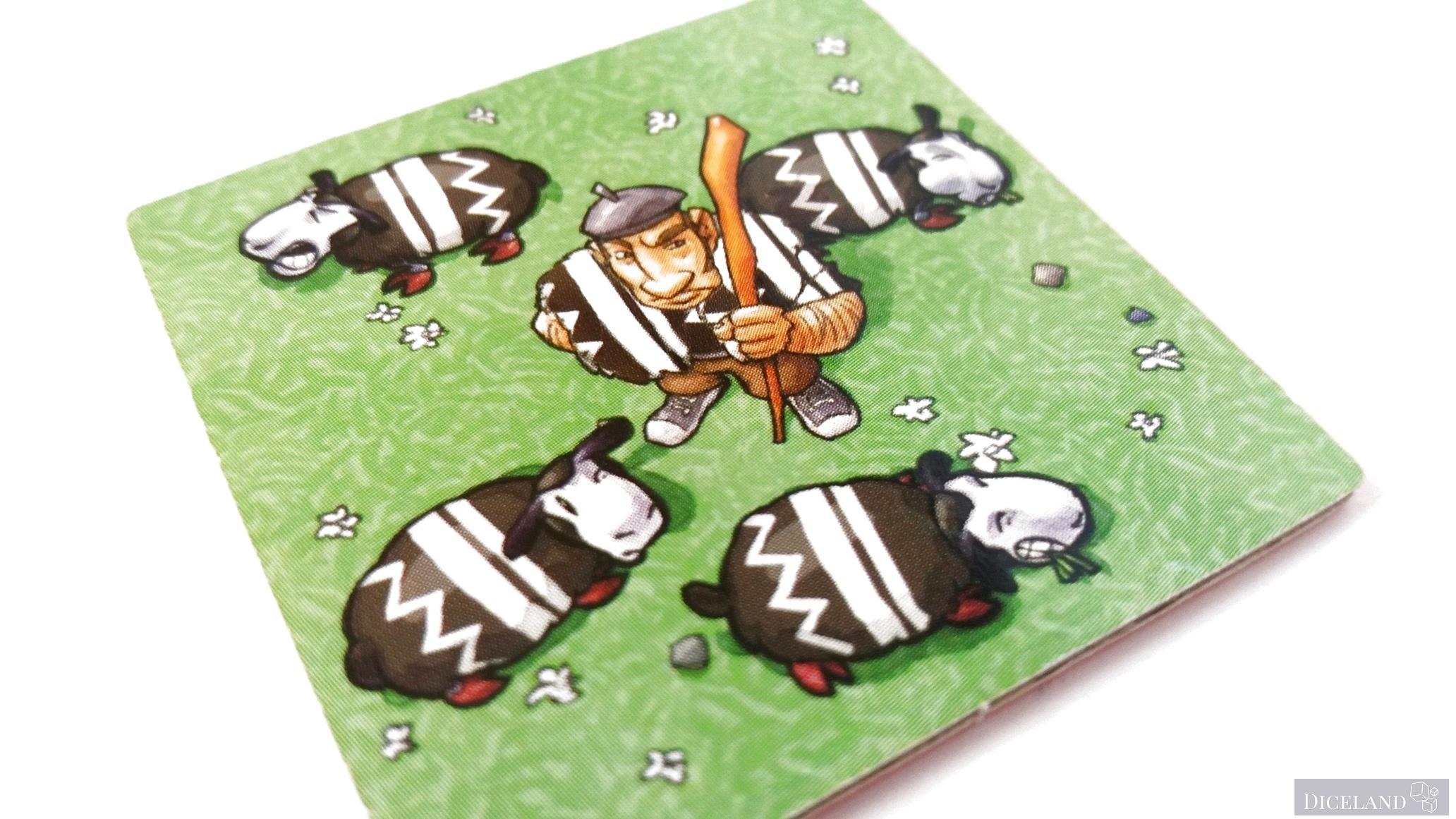 Wilki i Owce Diceland 5 Recenzja #2   Wilki i Owce