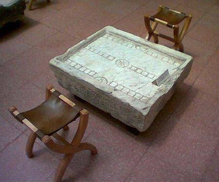 Xii scripta ephesus Historia gier planszowych