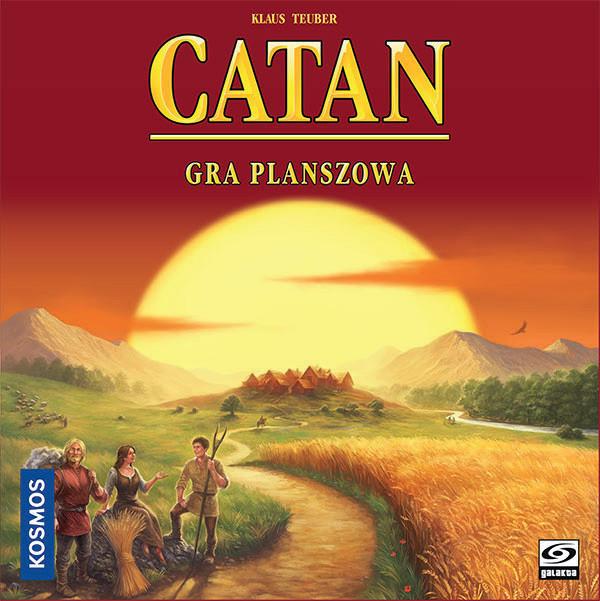 catannew Historia gier planszowych
