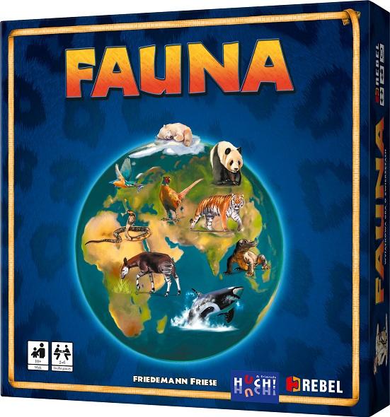 fauna 3d1 Planszowe nowinki #9