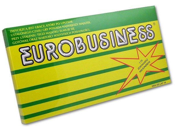 gra ekonomiczna eurobusiness Recenzja #3   Eurobiznes, czyli nie całkiem poważna recenzja.