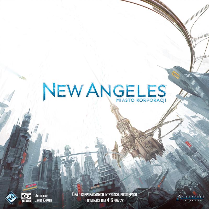new angeles mini Najbardziej wyczekiwane gry planszowe   Edycja 2017