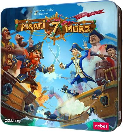 rebel piraci 7 morz 3D Planszowe nowinki #3