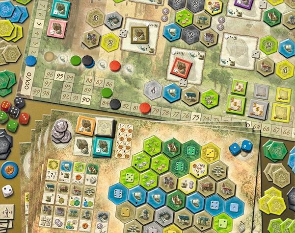 rebel zamki burgundii plansza Najbardziej wyczekiwane gry planszowe   Edycja 2017
