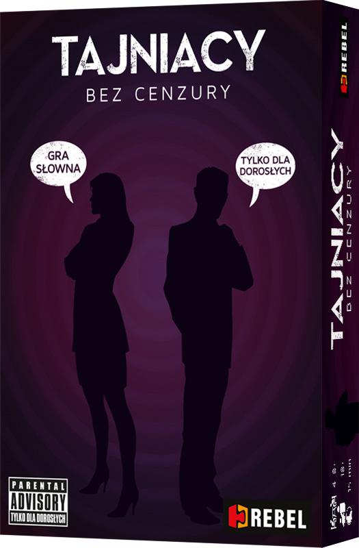 tajniacy bezcenzury 3d Planszowe nowinki #4
