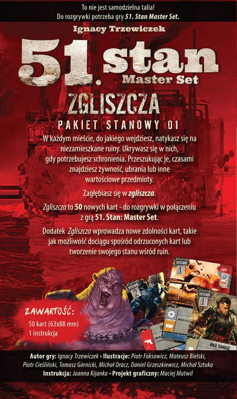 www.portalgames.pl 51 stan zgliszcza 881 Planszowe nowinki #4