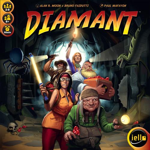 Diamenty Planszowe nowinki #15