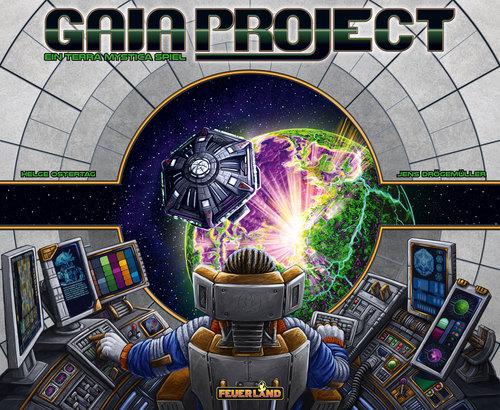 Gaia Project Planszowe nowinki #17