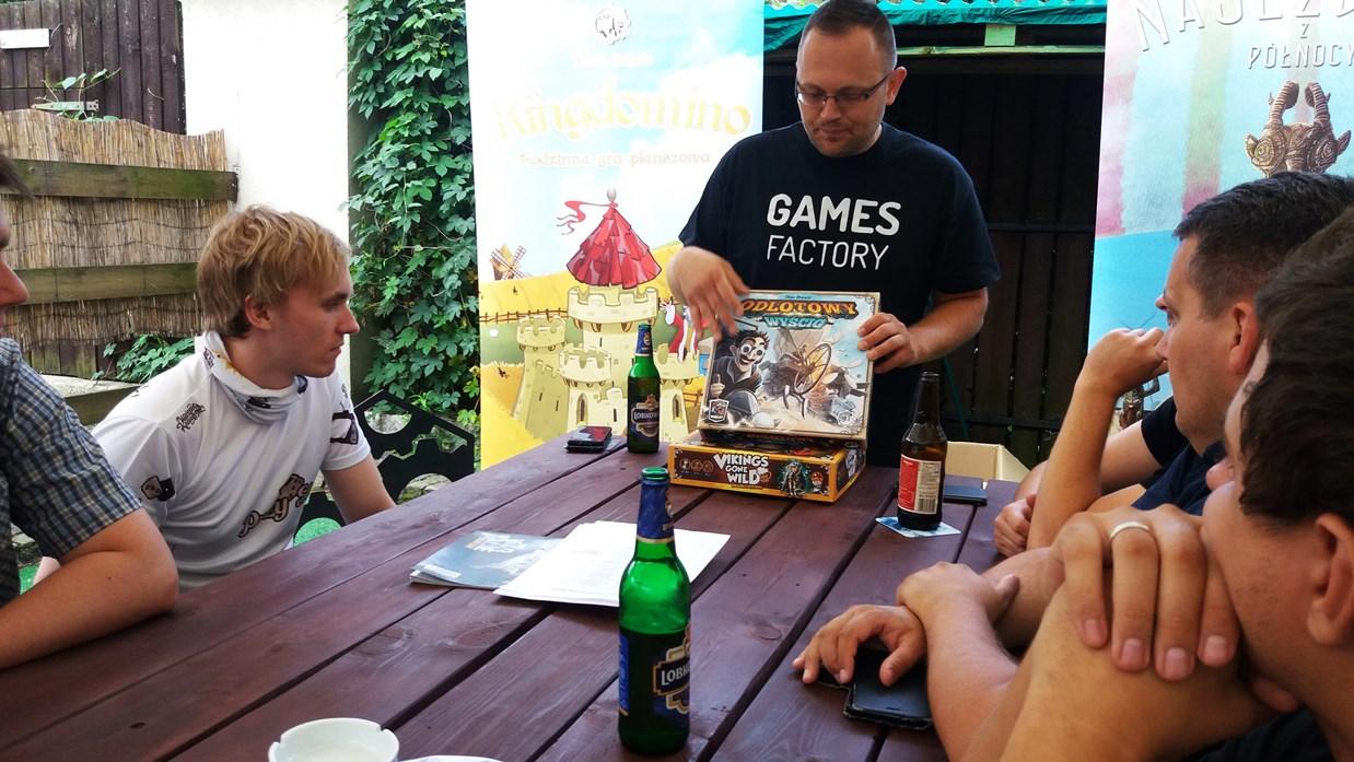 Games Factory 1 Planszowe nowinki #20