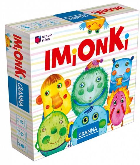 Imionki Planszowe nowinki #13