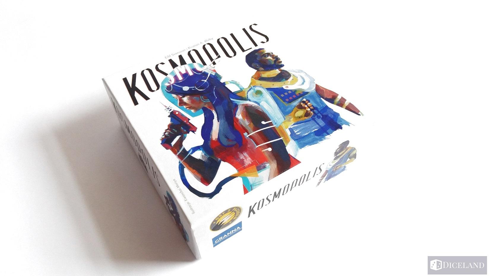 Kosmopolis 1 Recenzja #15 Kosmopolis