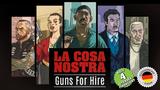 La Cosa Nostra Diceland obserwuje Kickstarter #1