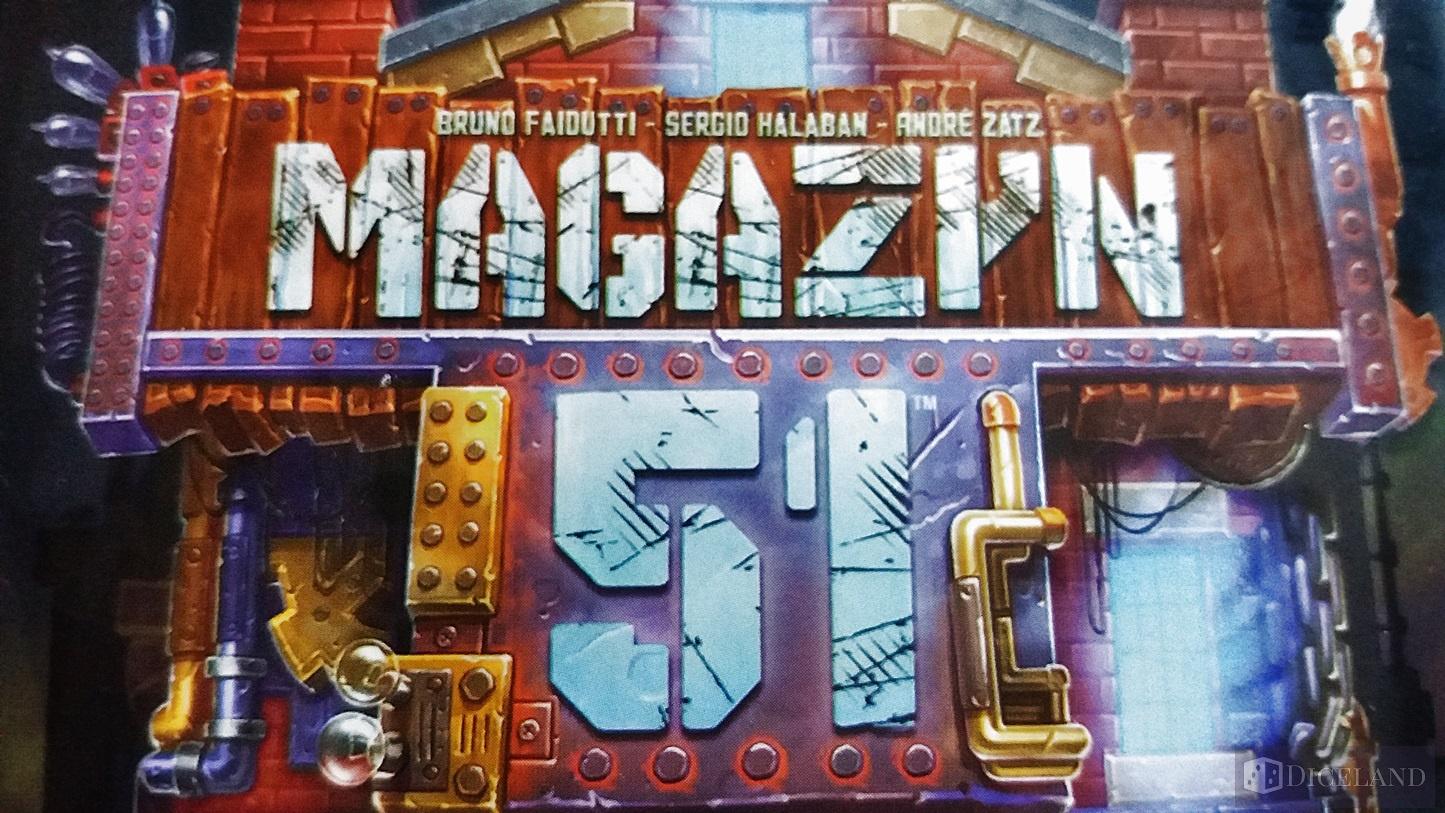 Magazyn 51 30 Recenzja #17 Magazyn 51