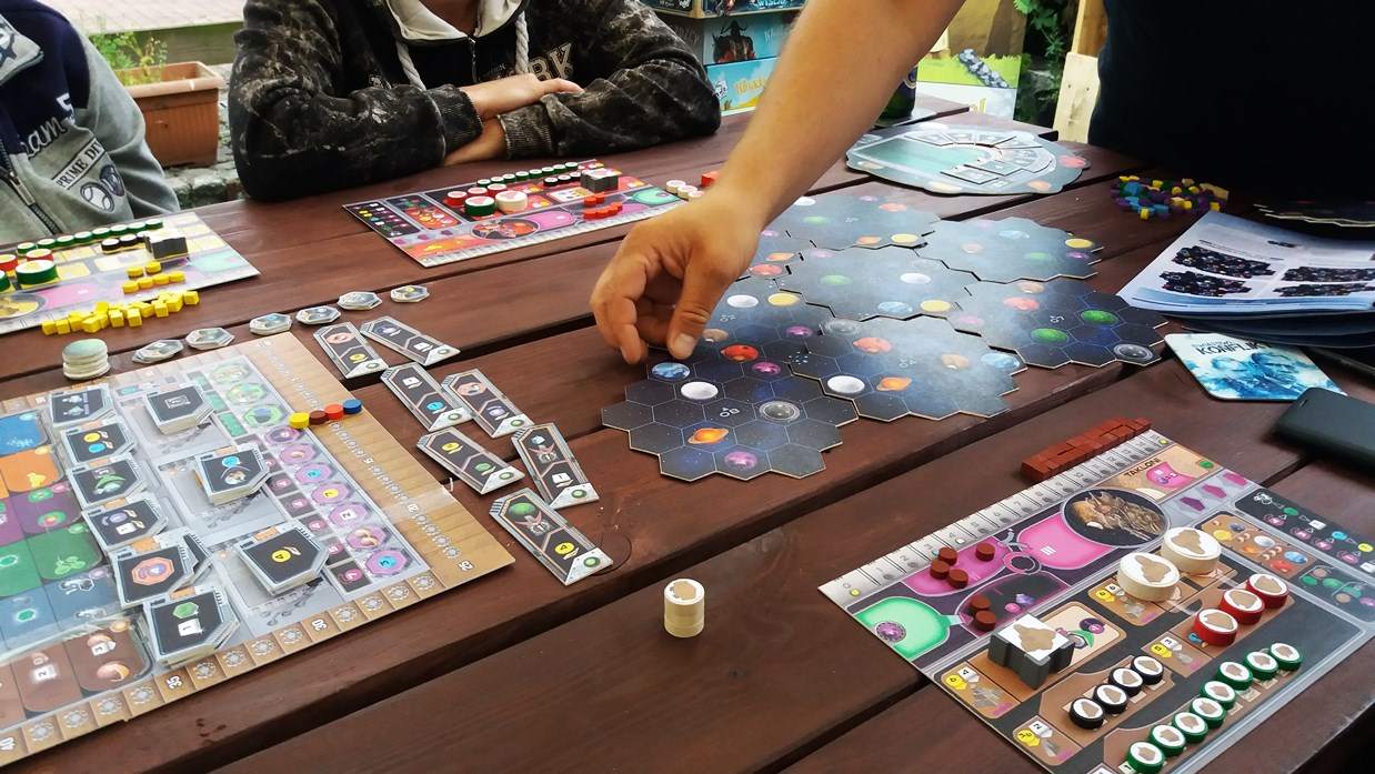 Projekt Gaja 2 Top 10 gier na Essen 2017