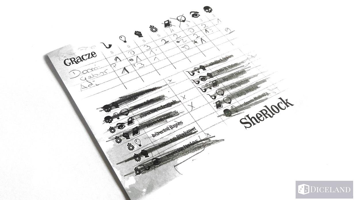 Sherlock 14 Recenzja #19 Sherlock