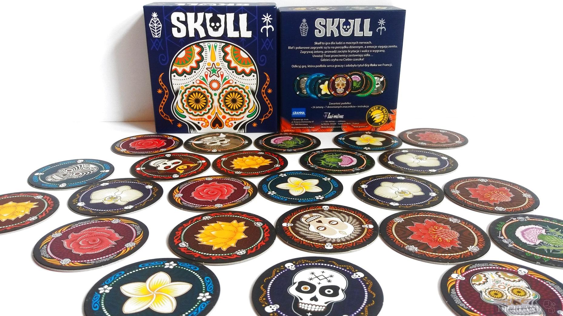 Skull 1 Recenzja #11 Skull