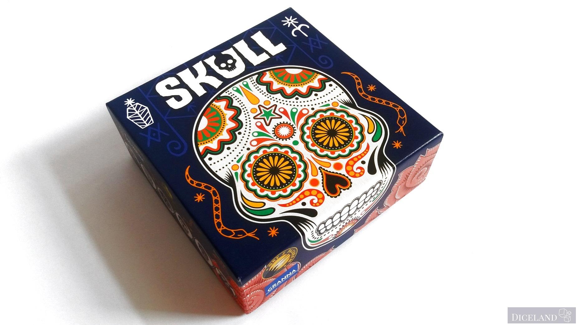 Skull 2 Recenzja #11 Skull