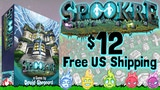 Spookre Diceland obserwuje Kickstarter #1