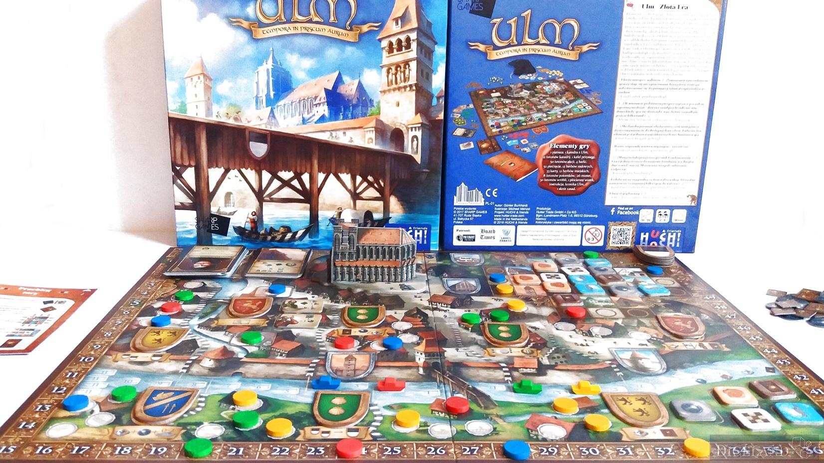 Ulm 44 Recenzja #12 Ulm: Tempora in Priscum Aurum