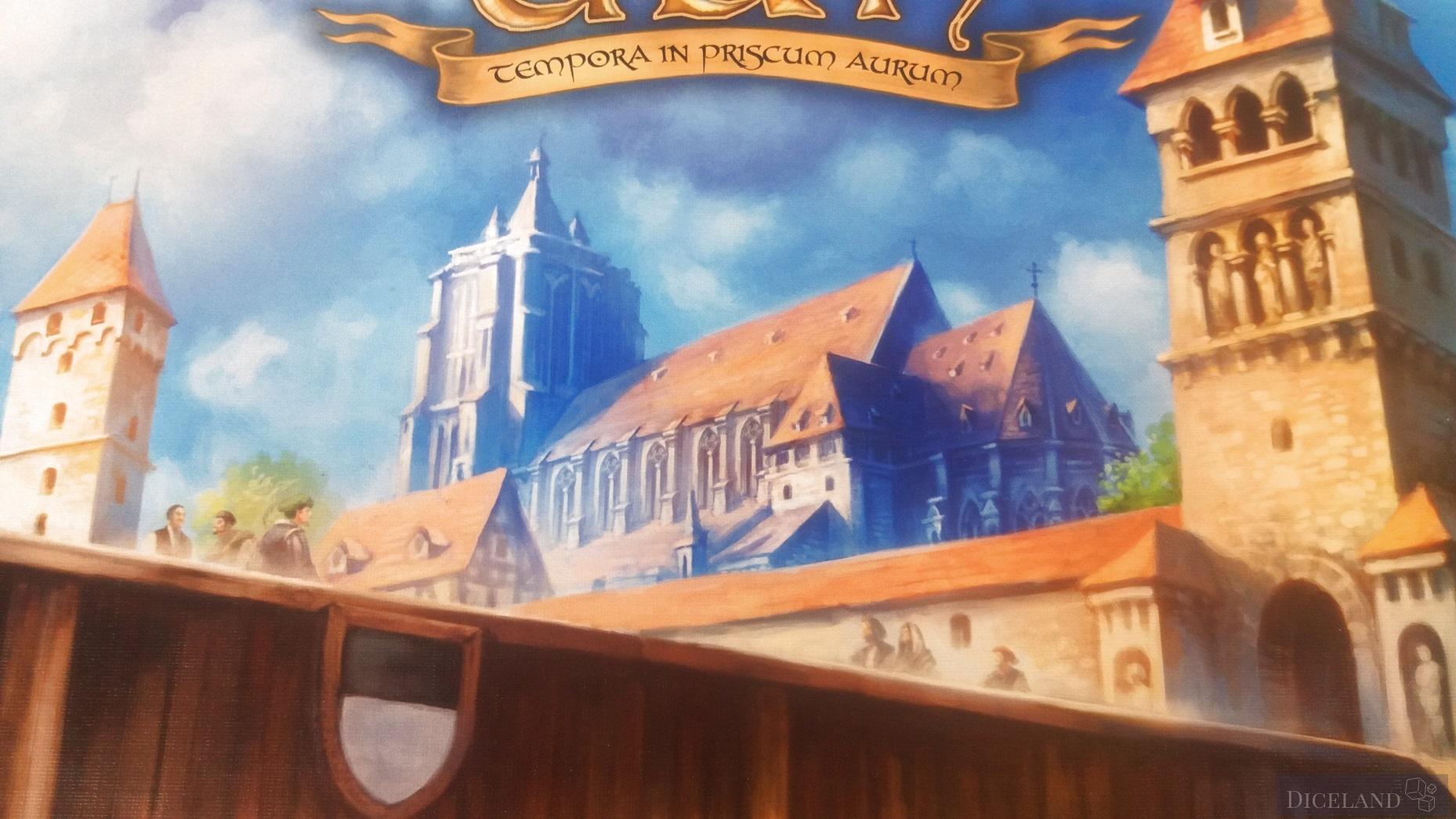 Ulm 45 Recenzja #12 Ulm: Tempora in Priscum Aurum