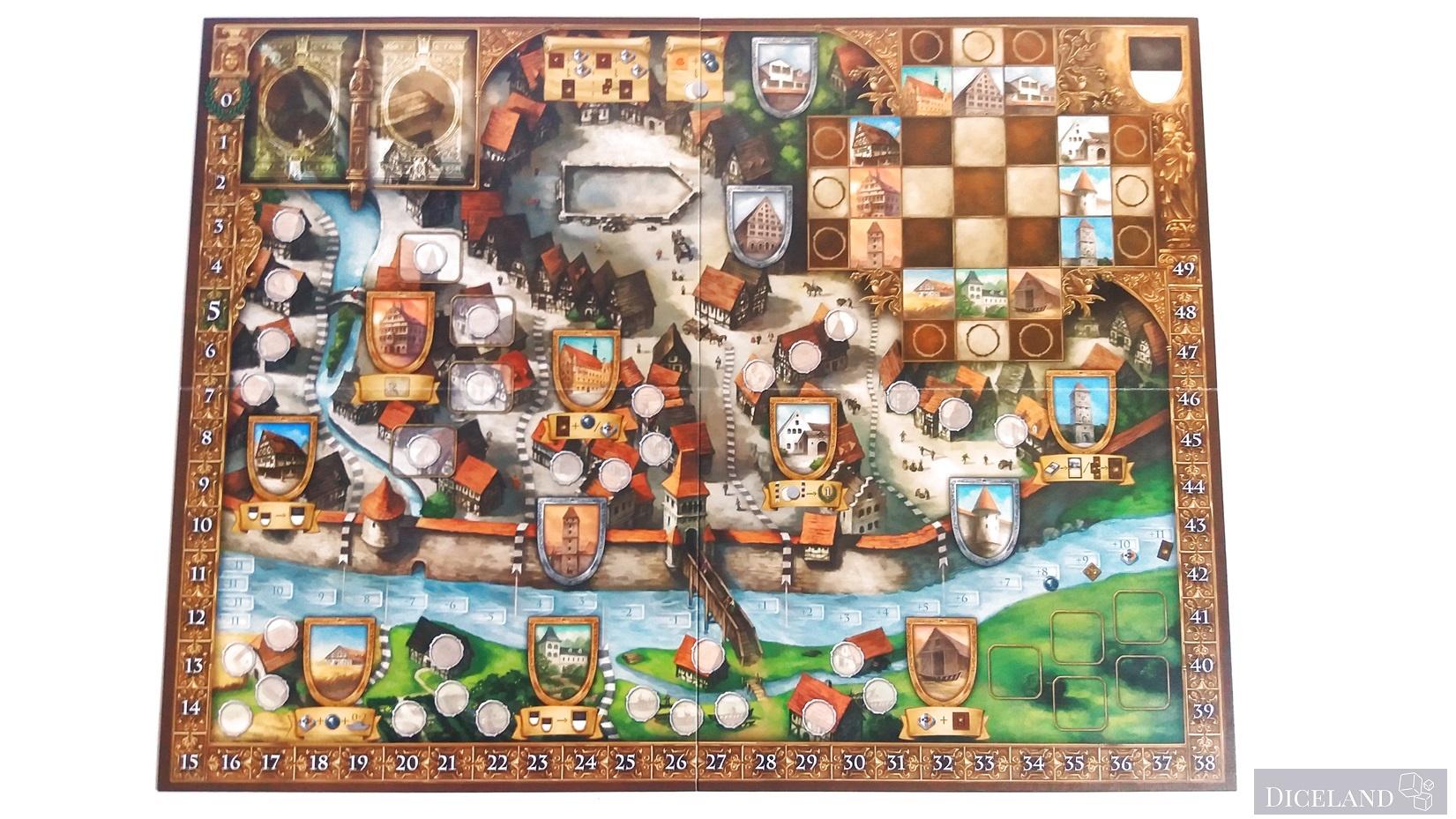 Ulm 9 Recenzja #12 Ulm: Tempora in Priscum Aurum