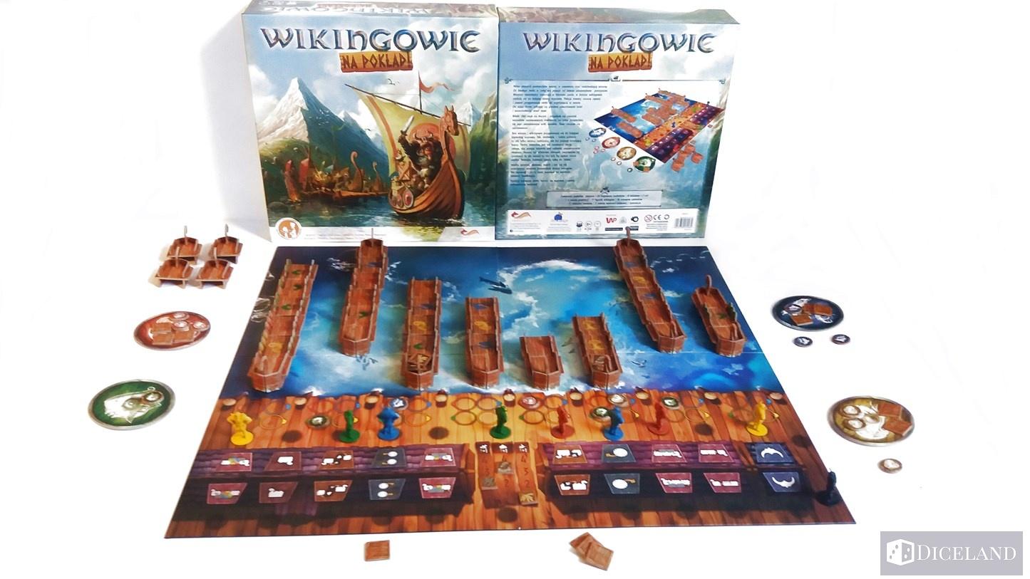 Wikingowie na poklad 29 Recenzja #22 Wikingowie na Pokład!