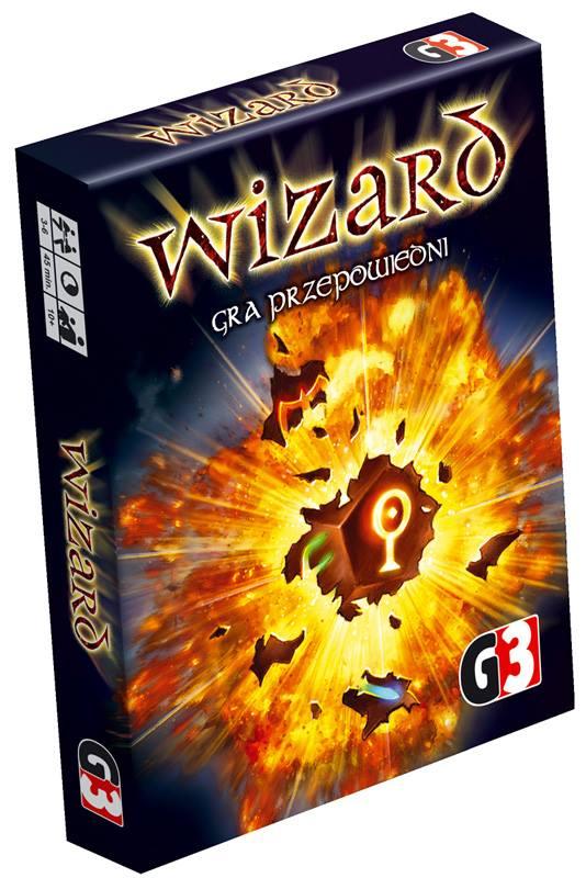 Wizard Gra Przepowiedni Planszowe nowinki #11