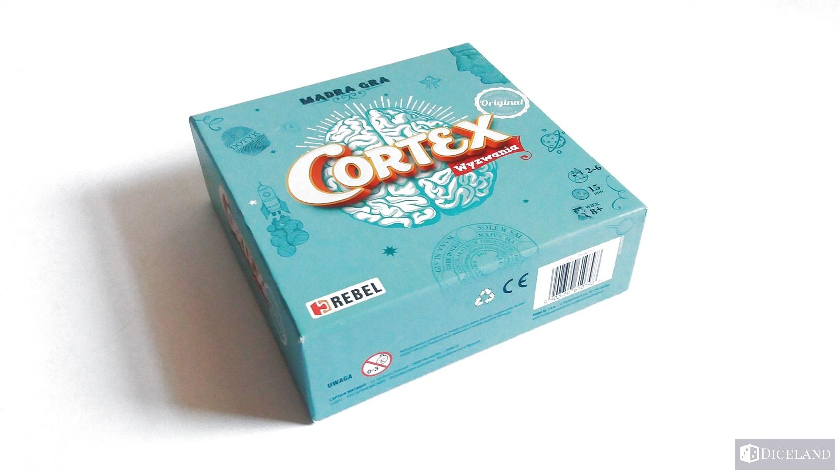 Cortex 1 Recenzja #25 Cortex: Wyzwania