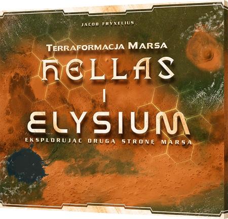 Hellas i Elisium 1 Planszowe nowinki #27