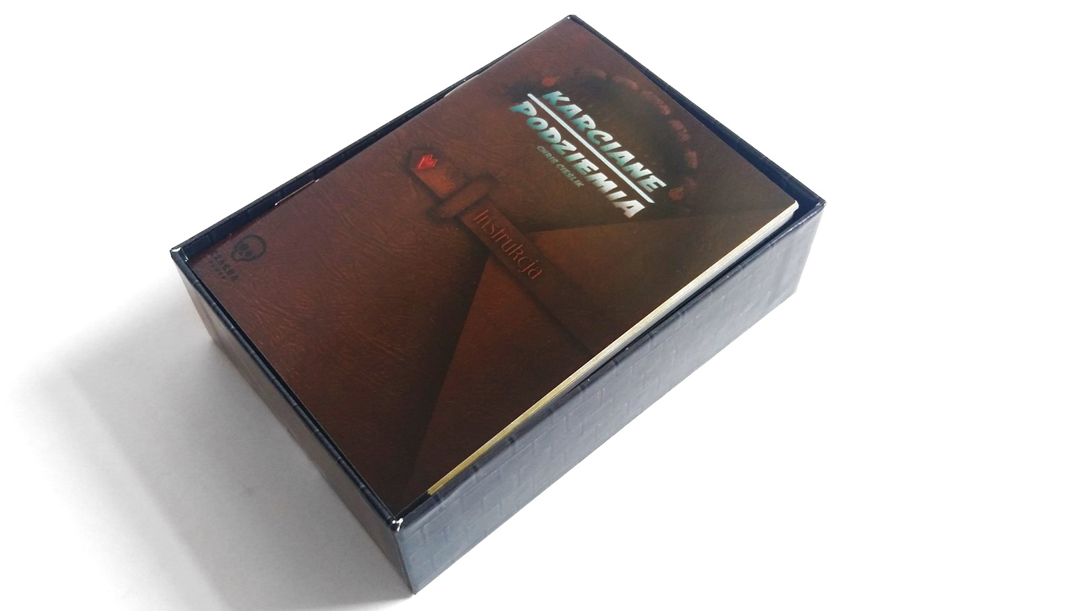 Karciane Podziemia 2 Unboxing #2 Karciane Podziemia