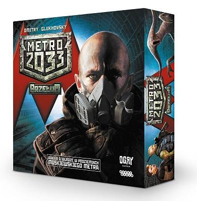 Metro 2033 Przełom 1 Planszowe nowinki #27