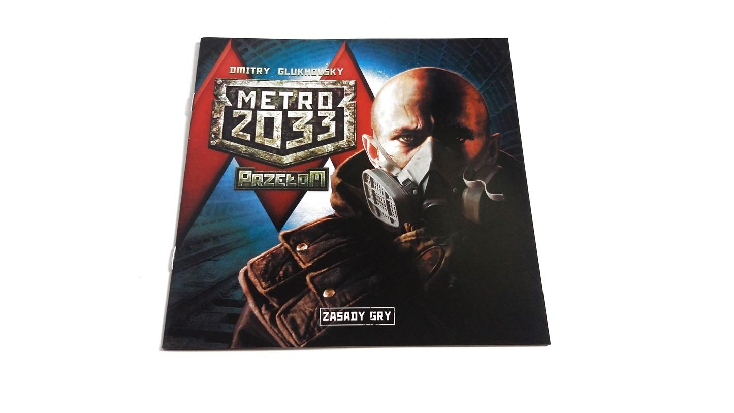 Metro 2033 przełom 2 Unboxing #1 Metro 2033: Przełom